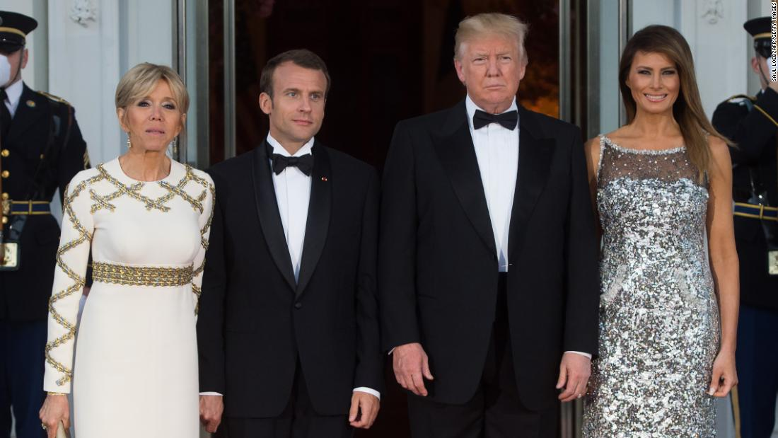 The complete guest list for Trump's first state dinner