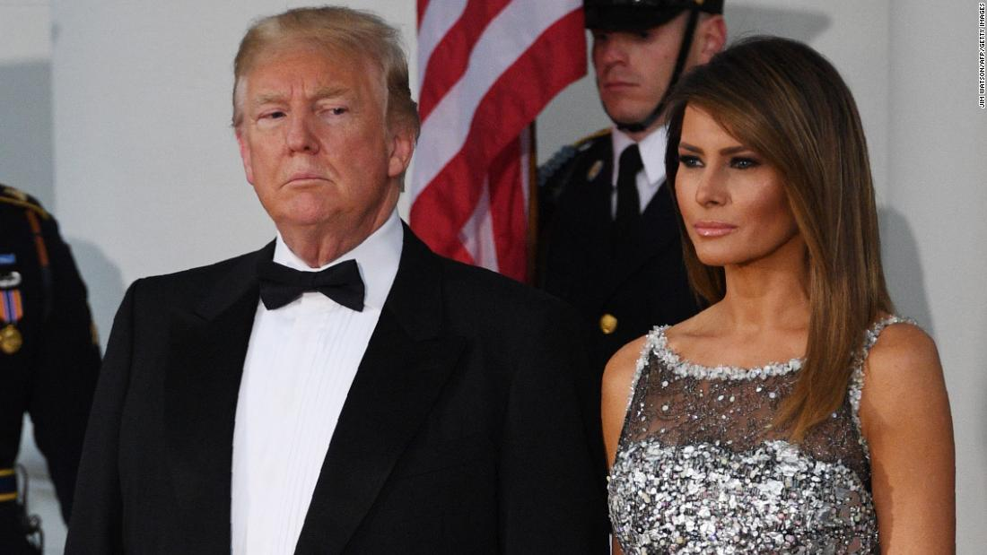 Trump's second State Dinner is scheduled for September