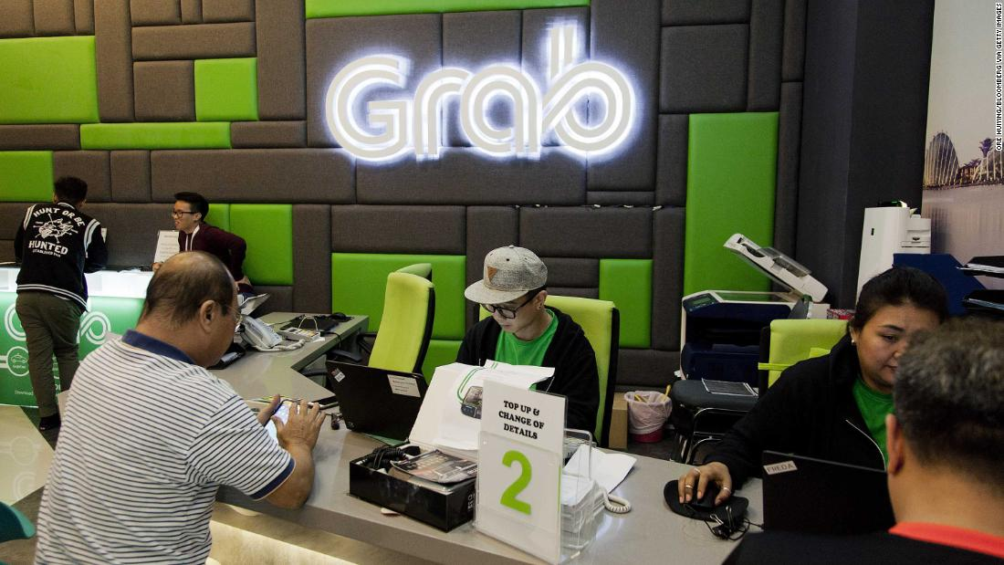 Grab lands $850 million to pump into financial services