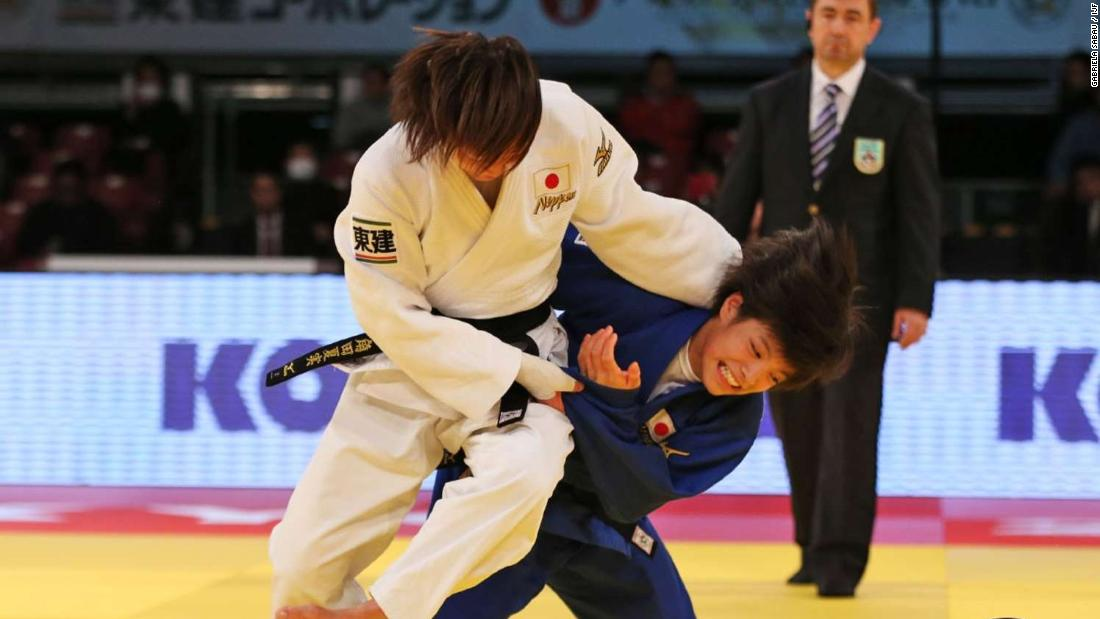 "The long-term future certainly looks bright for these Japanese judo siblings. <a href=""https://edition.cnn.com/specials/sport/judo-world"">Visit CNN.com/judo for more news and features</a>"