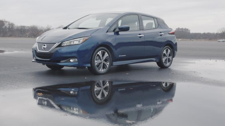 Nissan Leaf The Electric Car For Everyone