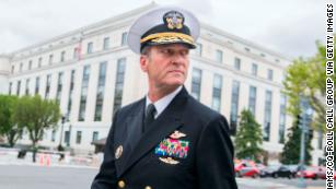 Ronny Jackson will not return as Trump's physician, Politico reports
