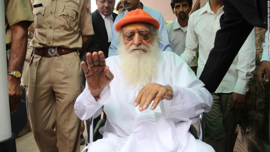 Indian guru awaits verdict in rape trial