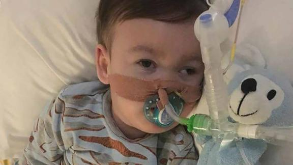 """(FILES) In this file photo of April 05, 2018 a handout picture released by Action4Alfie operating the facebook group alfiesarmy and the Save Alfie Evans website on April 5, 2018 shows seriously ill British toddler Alfie Evans at Alder Hey Children's Hospital in Liverpool.The parents of terminally ill British boy Alfie Evans were to appeal on April 25, 2018, a decision preventing them from going to Rome for treatment following high-profile interventions in the case from Pope Francis and the Italian government. Toddler Evans, who suffers from a rare neurological disease, had his ventilator support removed late on April 23, but has continued breathing independently for more than a day. / AFP PHOTO / Action4Alfie / Action4Alfie / RESTRICTED TO EDITORIAL USE - MANDATORY CREDIT """"AFP PHOTO / ACTION4ALFIE """" - NO MARKETING NO ADVERTISING CAMPAIGNS - RESTRICTED TO SUBSCRIPTION USE - DISTRIBUTED AS A SERVICE TO CLIENTSACTION4ALFIE/AFP/Getty Images"""