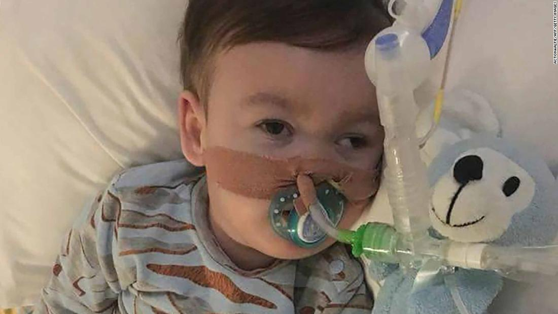 The Alfie Evans case is straight out of a dystopia