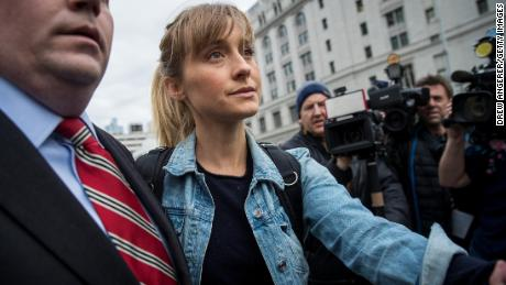 What happened to Allison Mack?