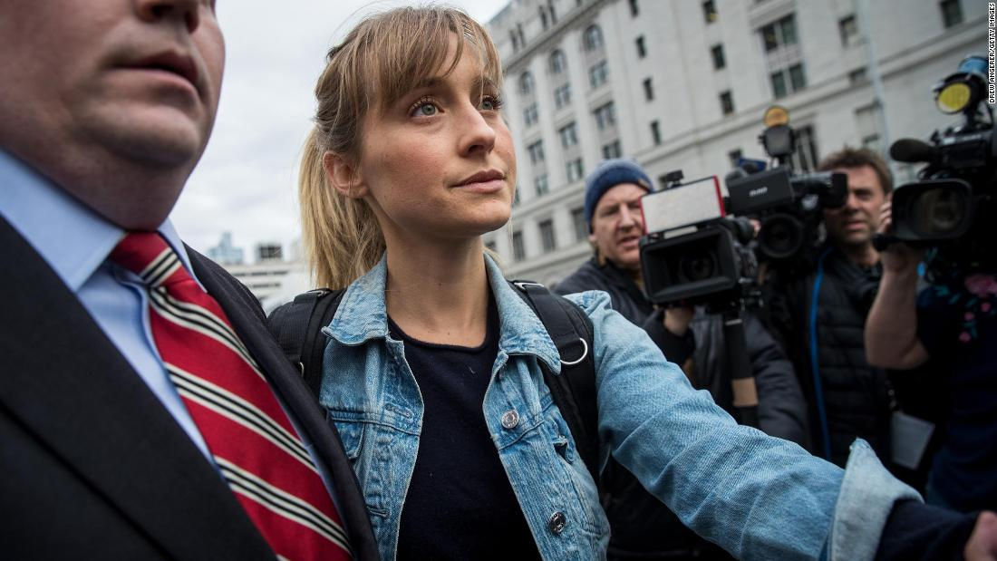 Nxivm member testifies of paddlings, branding of 'slaves' and plans for a dungeon