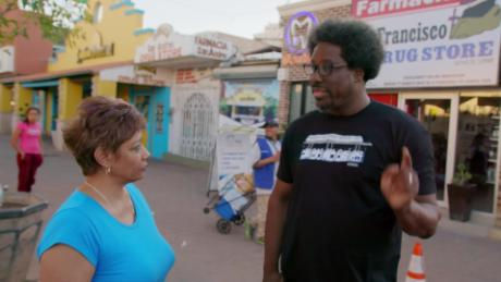 W. Kamau Bell: These are the people our nonsense US border policy ignores