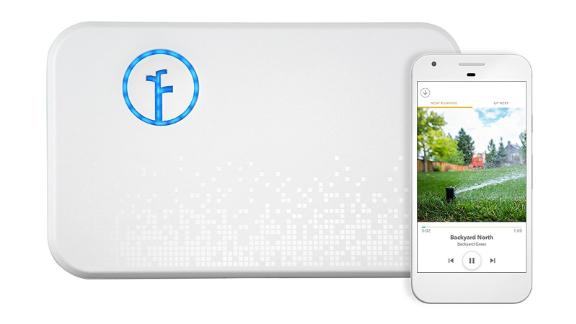 Rachio Wi-Fi Smart Sprinkler ($178.98; amazon.com)