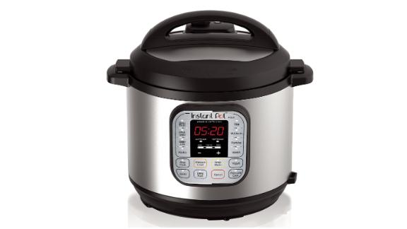 Instant Pot 7-in-1 Multi-Use Programmable Cooker ($99.95; amazon.com)