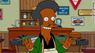 The Simpsons To Stop Using White Actors To Voice Non White Characters Cnn