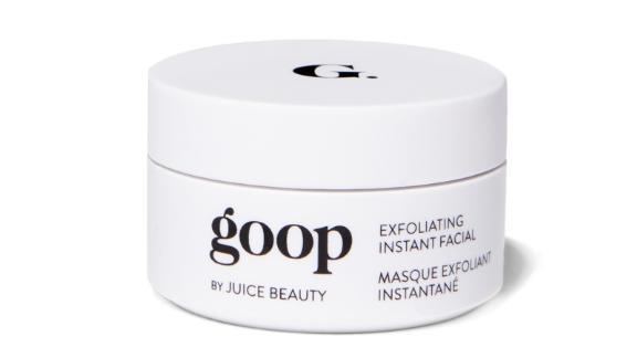 Goop Exfoliating Instant Facial ($42; shop.goop.com)