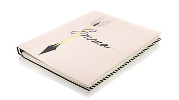Kate Spade Emma Spiral Notebook ($14; katespade.com)