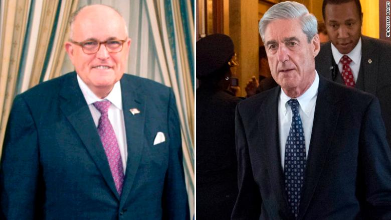 Image result for Giuliani media blitz, legal team's reshuffle hint at new Trump strategy