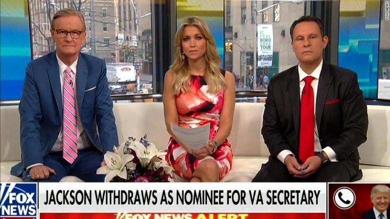 Trump: Nobody has experience to run VA