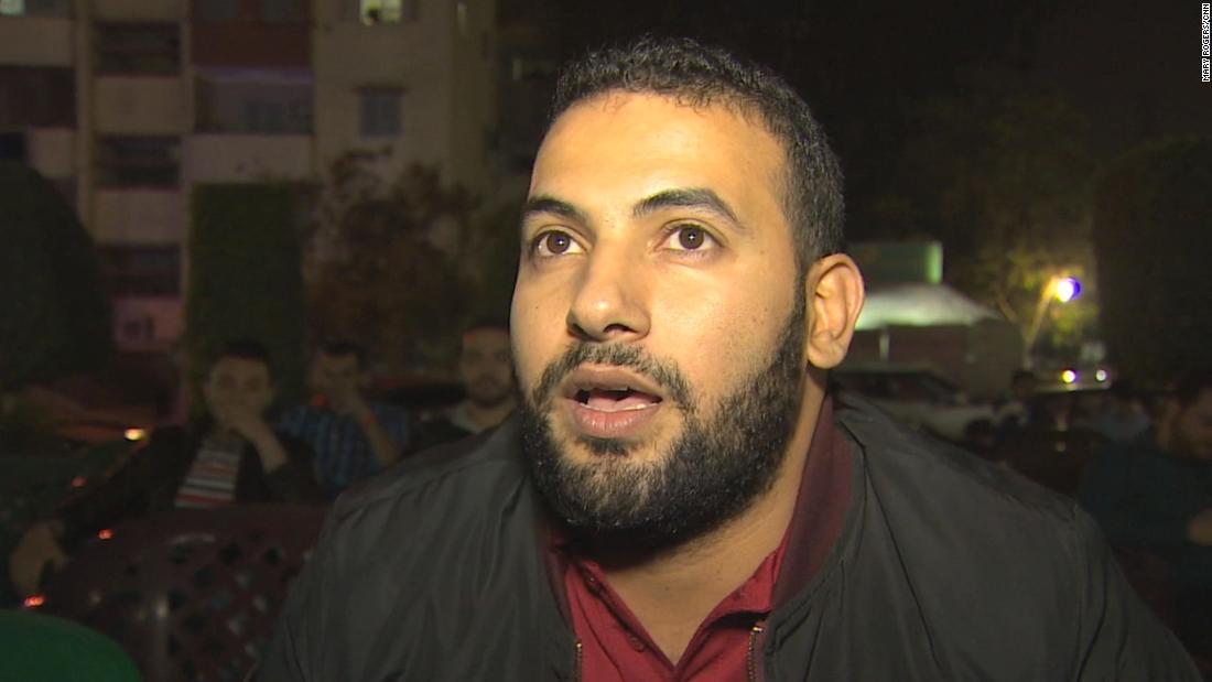 """Ali Ahmad says Salah's success has made him into a """"landmark"""" for Egypt."""