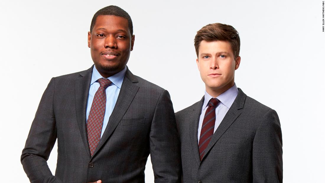 Emmys co-host Colin Jost not a fan of awards shows