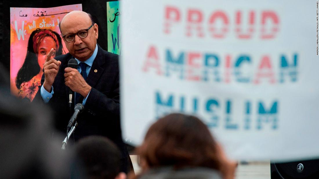 Gold Star father Khizr Khan endorses Joe Biden, plans to campaign for him