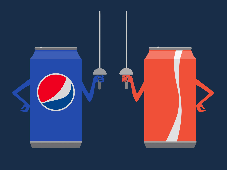 Coke vs. Pepsi: The cola wars are back - CNN Video