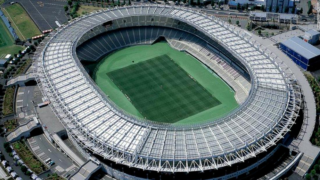 <strong>What: </strong>Tokyo Stadium<br /><strong>Capacity:</strong> 49,970<br /><strong>Where:</strong> Tokyo Metropolitan<br /><strong>Matches: </strong>Japan vs Romania; France vs Argentina; Australia vs Wales; England v Argentina; New Zealand vs Africa 1; Quarterfinals 2 & 4; Bronze final