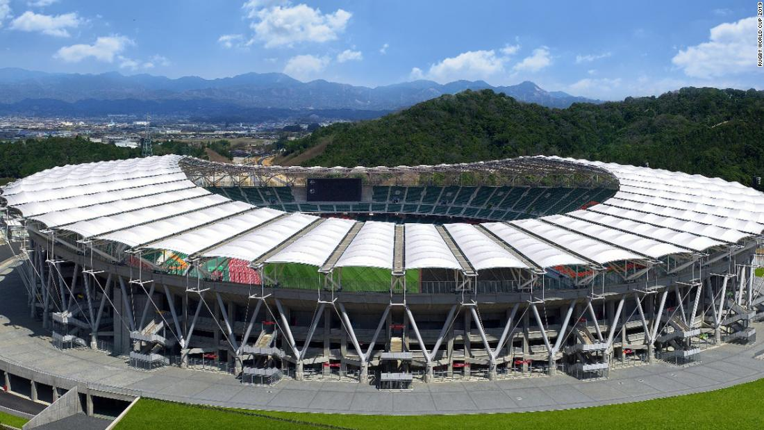 <strong>What:</strong> Shizuoka Stadium Ecopa<br /><strong>Capacity:</strong> 50,889<strong><br />Where:</strong> Shizuoka Prefecture<br /><strong>Matches:</strong> Japan vs Ireland; South Africa vs Italy; Scotland vs Romania; Australia vs Georgia