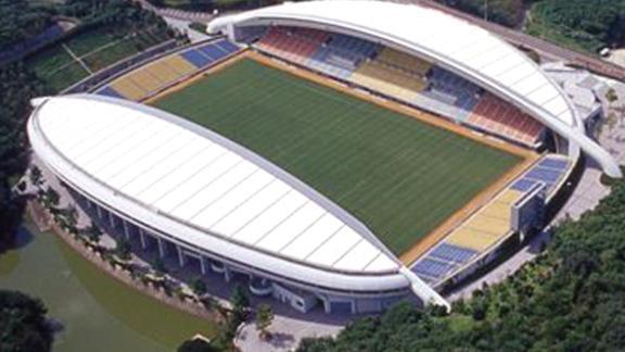 What:  Fukuoka Hakatanomori Stadium Capacity: 21,562 Where: Fukuoka City, Fukuoka Prefecture Matches: Italy vs Canada; France vs USA; Ireland vs Samoa