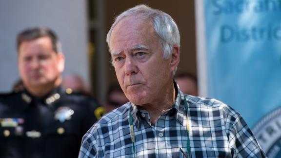 Bruce Harrington, whose brother Keith Harrington and his wife, Patty, were viticms of the Golden State Killer