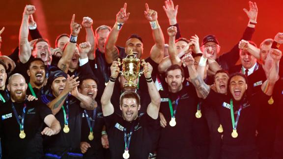 New Zealand beat Australia 34-17 to win its second straight Rugby World Cup at Twickenham Stadium, London in October 2015. Four years on, the focus will shift to Japan, where 12 stadiums throughout the country will host the tournament from September 20 to November 2.