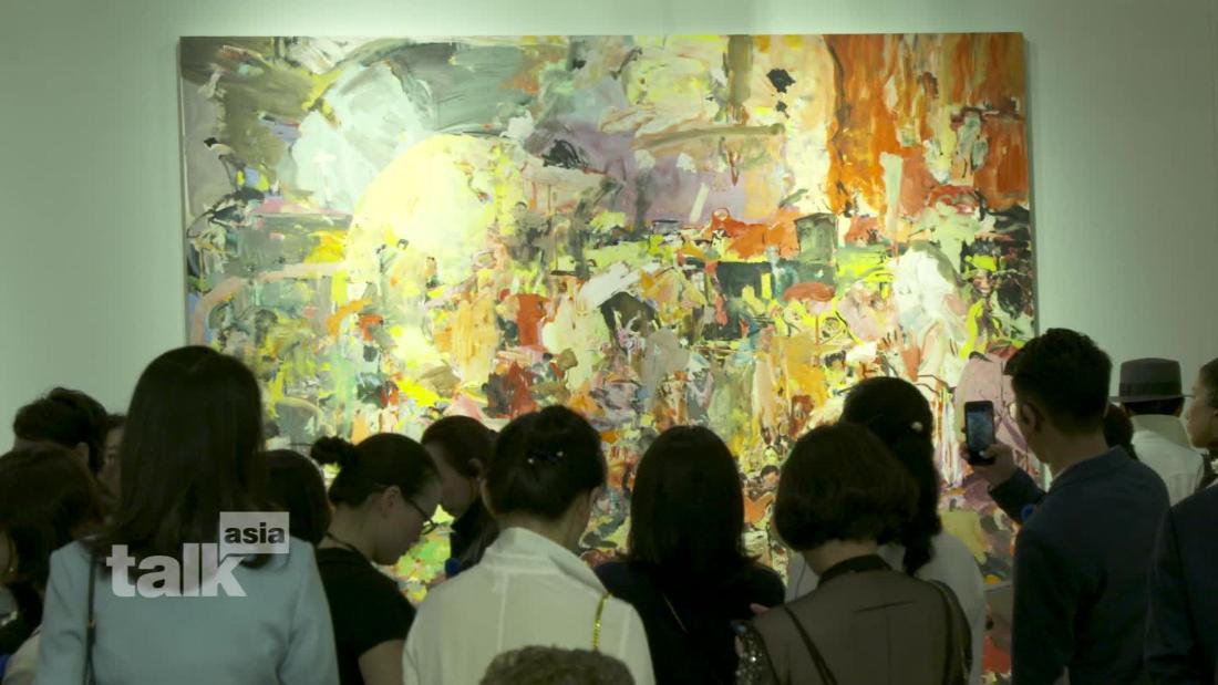 Inside the world of art