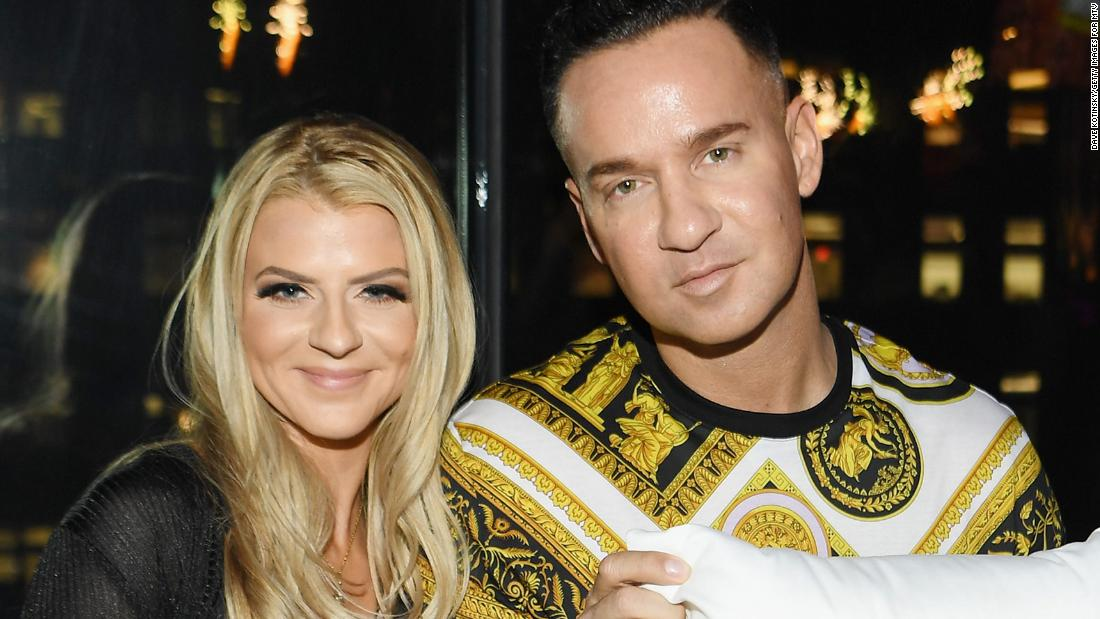 Mike 'The Situation' Sorrentino celebrates 4 years of sobriety