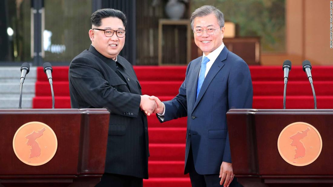 North and South Korea vow to end the Korean War in historic accord – Trending Stuff