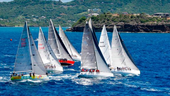 Antigua: The famous Antigua Sailing Week regatta is a melting pot for sailors looking for competitive racing and punishing partying.