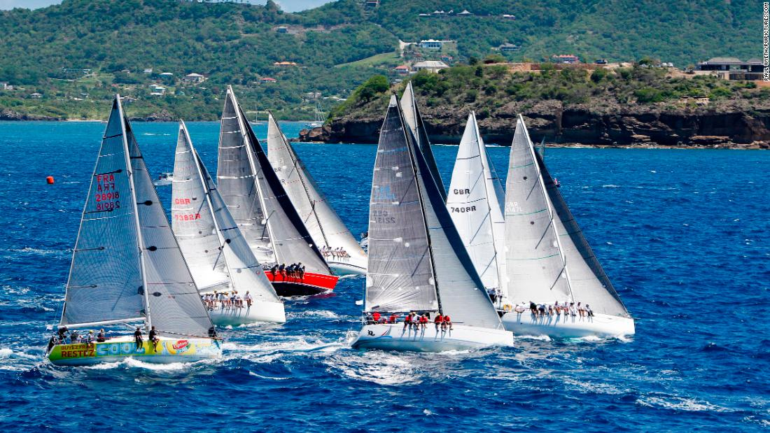 <strong>Antigua: </strong>The famous Antigua Sailing Week regatta is a melting pot for sailors looking for competitive racing and punishing partying.