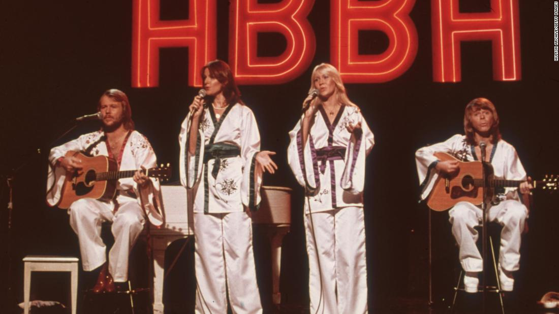 After decades, ABBA has something coming