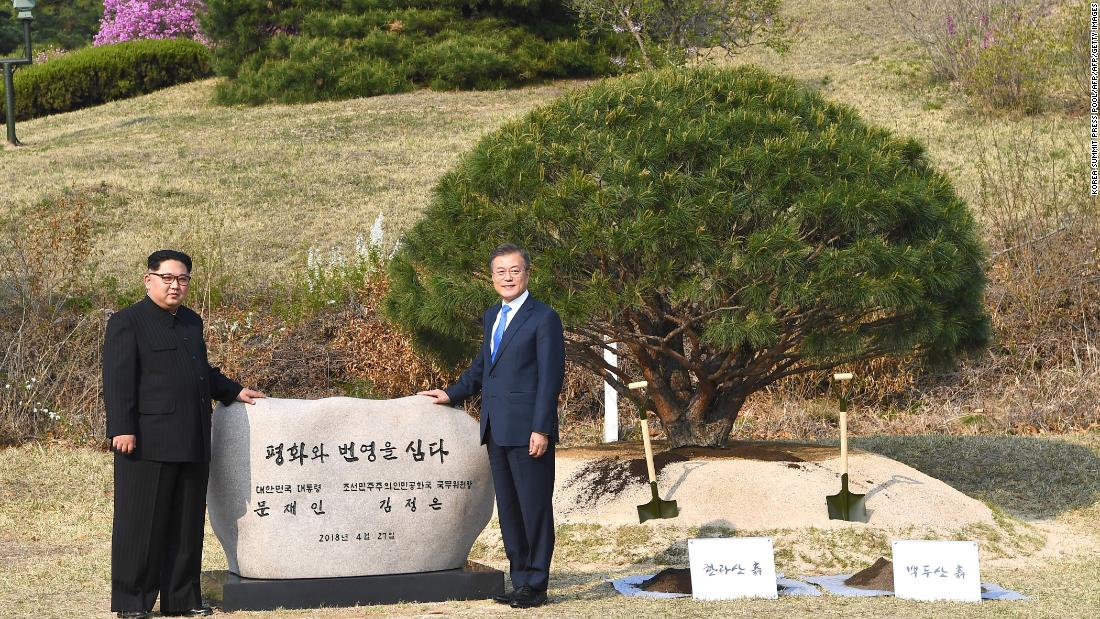 Politics: End of Korean War - Blind