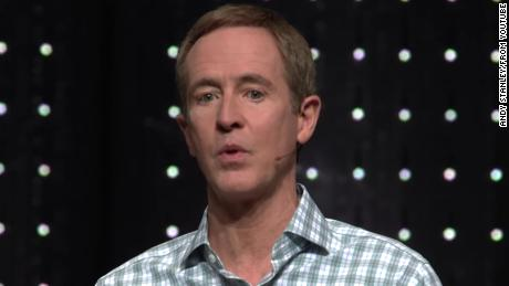 The Rev. Andy Stanley, an author and founder of North Point Ministries, says he never sets out to preach a great sermon. He tries to preach a sermon that moves people to take action.