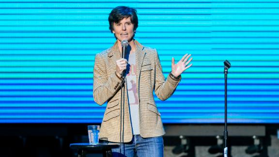 """""""Tig Notaro Happy to Be Here"""": Notaro shares funny anecdotes, parenting confessions and more in this stand-up special. (Netflix)"""