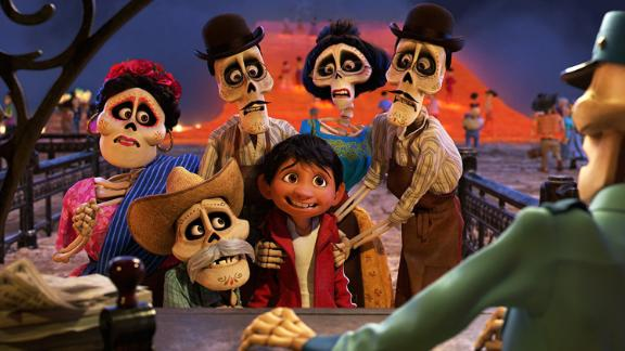 """Coco"": Speaking of Oscars, Disney Pixar"