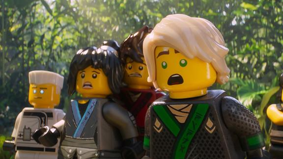 """""""The Lego Ninjago Movie"""" :  The Lego toy line provides the inspiration for this kid"""