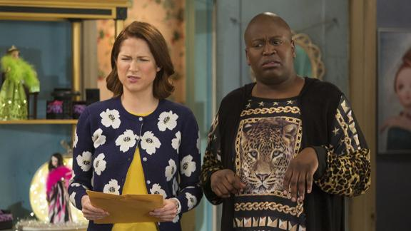 """""""Unbreakable Kimmy Schmidt"""" Season 4: Doomsday cult survivor Kimmy Schmidt continues to try and make her way in New York City in this hit comedy series. (Netflix)"""