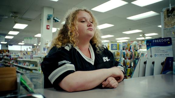 """""""Patti Cake$"""": Danielle Macdonald stars as an aspiring rapper trying to get beyond her life in New Jersey and break into the music industry. (HBO Now)"""