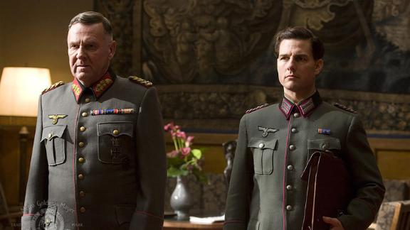 """""""Valkyrie"""": Tom Cruise stars in this drama about an assassination and political coup plot by renegade German Army officers against Hitler during World War II. (Hulu)"""