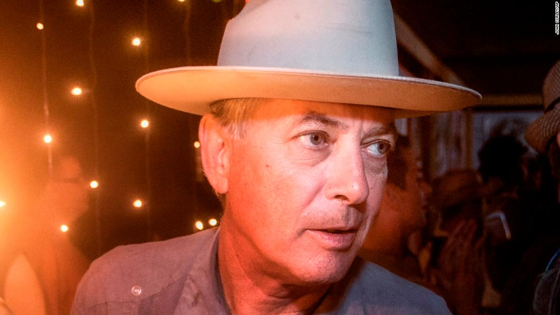 "<a href=""https://www.cnn.com/2018/04/28/us/burning-man-founder-dies/index.html"" target=""_blank"">Larry Harvey</a>, the founder of the Burning Man festival, died April 28, according to Burning Man Project CEO Marian Goodell. He was 70. Burning Man is a multiday event dedicated to art and community, where attendees are asked to follow a set of rules that include the practice of ""gifting."""