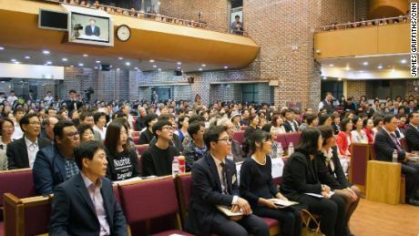 North Korean defectors say unification requires closing a cultural