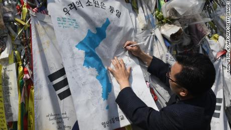 Cultural chasm between the koreas