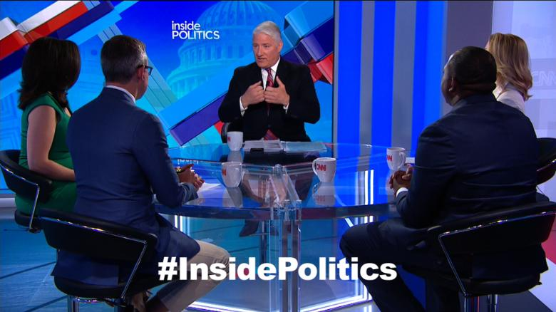 Inside Politics: 6 months to the midterm elections