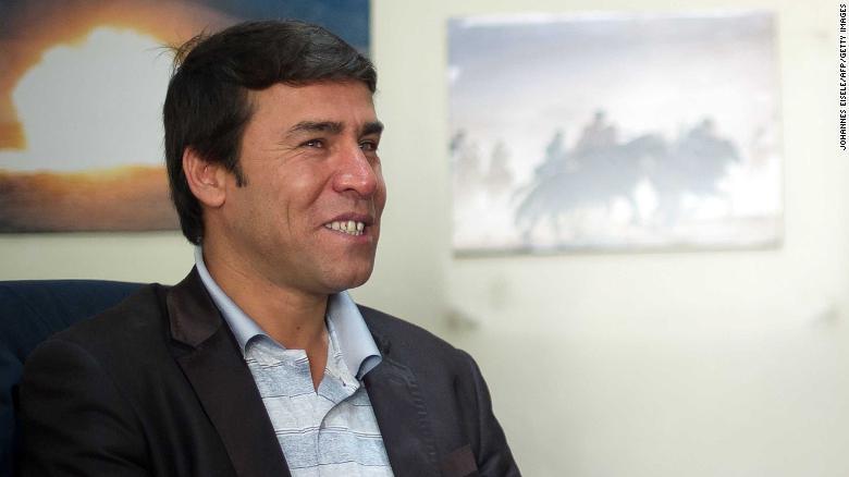 Veteran photojournalist Shah Marai was killed in an attack in Kabul last week.