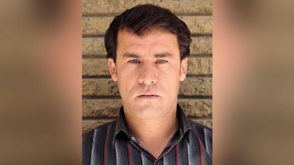 This undated file photo released by AFP on April 30, 2018 shows AFP photographer Shah Marai in Kabul.