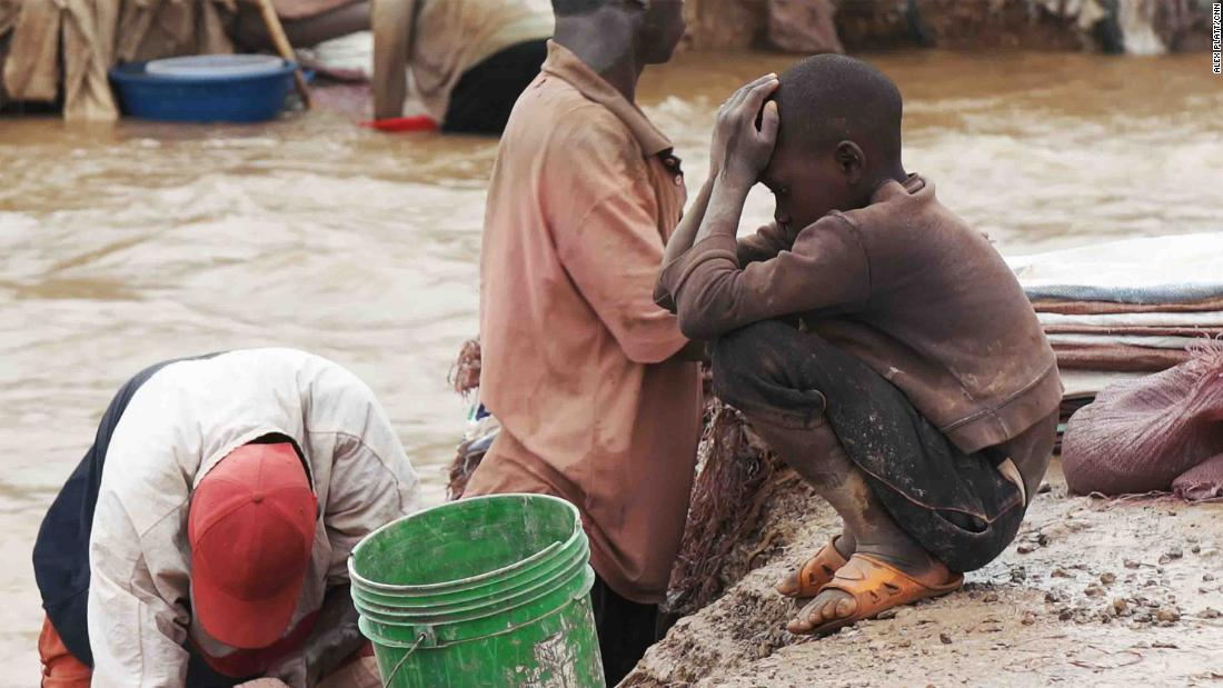 Dirty Energy: Conflict, corruption and child labor in the DRC