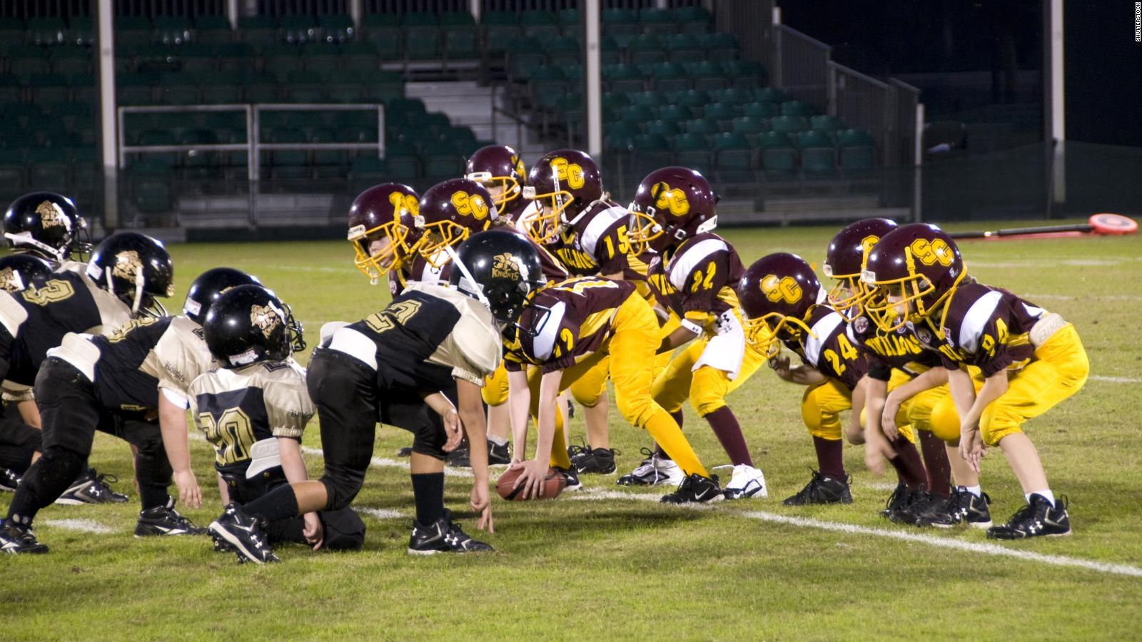 Improving safety on the football field